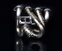 "Blackworks Racing Turbo Manifold K-Series ""Lean"" Manifold W/60mm WG"