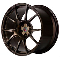 Buddy Club P1 Supremo Forged 20X10 ET40 5X114.3 Bronze Gold (GT-R Front)