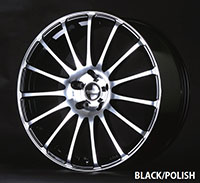 Buddy Club Zen 19X8.5 ET42 5X114.3 Silver Polish