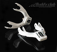 Buddy club P1-Racing Camber Kit EG Set (Front and Rear)