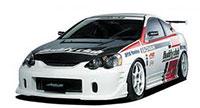 Buddy Club Front Bumper RSX 02-04
