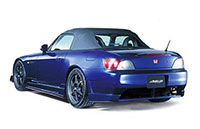 Buddy Club Rear Bumper S2000 00-04
