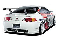 Buddy Club Rear Bumper RSX 02-04