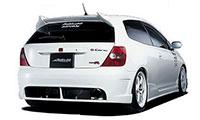 Buddy Club Rear Bumper EK Hatch 96-00