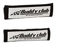 Buddy Club Shoulder Pads(Pair) - Black