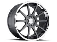 Concept One CS10 Wheel Rim 20x10.5 5x114.3 ET27 73.1 Matte Gunmetal
