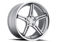 Concept One CS5.0 Wheel Rim 20x10.5 5x114.3 ET27 73.1 Hyper Silver