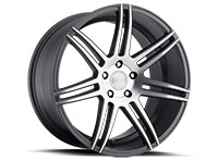 Concept One CSM7 Wheel Rim 20x10.5 5x114.3 ET27 73.1 Matte Gunmetal Machined