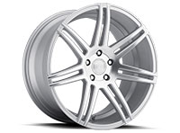 Concept One CSM7 Wheel Rim 20x10.5 5x114.3 ET27 73.1 Matte Silver Machined
