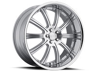 Concept One RS-10 Wheel Rim 20x10 5x112 ET20 66.6 Hyper Silver