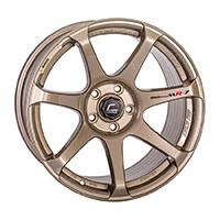 Cosmis Racing MR7 Wheel Rim 18x10 5x114.3 ET25 Bronze