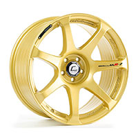 Cosmis Racing MR7 Wheel Rim 18x10 5x114.3 ET25 Gold