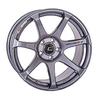 Cosmis Racing MR7 Wheel Rim 18x10 5x114.3 ET25 Gun Metal