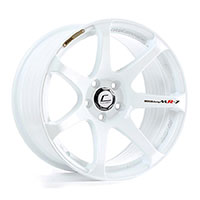 Cosmis Racing MR7 Wheel Rim 18x10 5x114.3 ET25 White