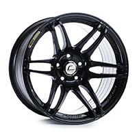 Cosmis Racing MRII Wheel Rim 17x9 5x114.3 ET10 Black