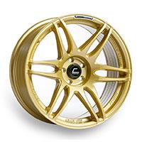 Cosmis Racing MRII Wheel Rim 18x8.5 5x100 ET22 Gold