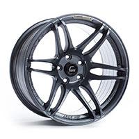 Cosmis Racing MRII Wheel Rim 17x9 5x114.3 ET10 Gun Metal