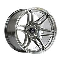 Cosmis Racing MRII Wheel Rim 17x9 5x114.3 ET10 Hyper Black