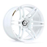 Cosmis Racing MRII Wheel Rim 17x9 5x114.3 ET10 White