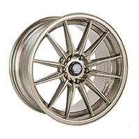 Cosmis Racing R1 Wheel Rim 18x9.5 5X114.3 ET35 Bronze
