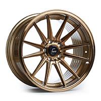 Cosmis Racing R1 Wheel Rim 18x10.5 5x114.3 ET30 Hyper Bronze