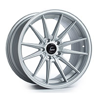 Cosmis Racing R1 Wheel Rim 18x10.5 5x114.3 ET30 Matte Silver