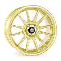 Cosmis Racing R1PRO Wheel Rim 18x10.5 5x100 ET32 Gold