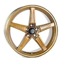Cosmis Racing R5 Wheel Rim 18x8.5 5x108 ET40 Hyper Bronze
