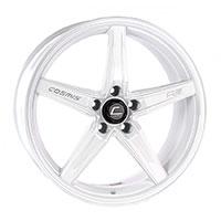 Cosmis Racing R5 Wheel Rim 18x8.5 5x108 ET40 White