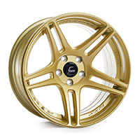 Cosmis Racing S5R Wheel Rim 18x10.5 5x114.3 ET20 Gold