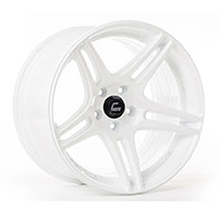 Cosmis Racing S5R Wheel Rim 17x10 5x114.3 ET22 White