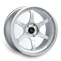 Cosmis Racing XT006R Wheel Rim 18x11 5x114.3 ET8 Matte Silver