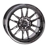 Cosmis Racing XT206R Wheel Rim 15x8 4x100 ET30 Black Chrome