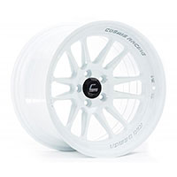 Cosmis Racing XT206R Wheel Rim 15x8 4x100 ET30 White