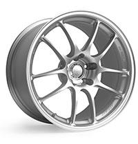 Enkei PF01 Wheel Rim 15x7 4x100  ET35 75 Silver