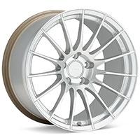 Enkei RS05RR Wheel Rim 18x10 5x114.3  ET22 75 Silver