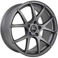 Enkei M52 Wheel Rim 15x6.5 4x100  ET38 72.6 Matte Gray