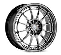 Enkei NT03+M Wheel Rim 17x7.5 4x100  ET45 72.6 Hyper Silver