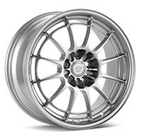 Enkei NT03+M Wheel Rim 17x7.5 4x100  ET40 72.6 Silver
