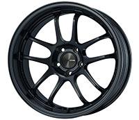 Enkei PF01 EVO Wheel Rim 17x9 5x114.3  ET0 75 Matte Black