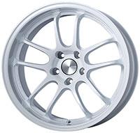 Enkei PF01 EVO Wheel Rim 17x9 5x114.3  ET0 75 White