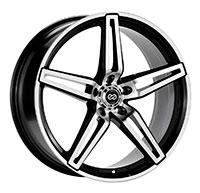 Enkei RAZR Wheel Rim 18x8 5x110  ET40  Black Machined