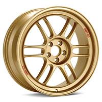 Enkei RPF1 Wheel Rim 17x8 5x100  ET45 73 Gold