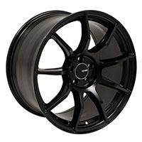 Enkei TS9 Wheel Rim 17x8 5x100  ET45 72.6 Matte Black