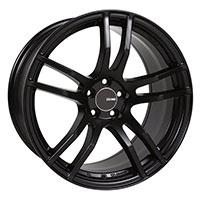 Enkei TX5 Wheel Rim 17x8 5x100  ET45 72.6 Matte Black