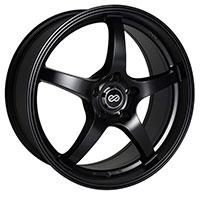 Enkei VR5 Wheel Rim 15x6.5 4x100  ET38 72.6 Matte Black
