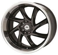 Enkei WDM Wheel Rim 15x6.5 4x100 4x114.3 ET38 72.6 Gunmetal