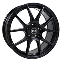 Enkei YS5 Wheel Rim 15x6.5 4x100  ET38 72.6 Matte Black