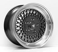Enkei ENKEI92 Wheel Rim 15x7 4x100  ET38 72.6 Black Machined