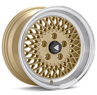 Enkei ENKEI92 Wheel Rim 15x7 4x100  ET38 72.6 Gold